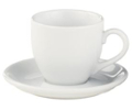 Coffee House Collection 3.5oz. & Saucer
