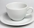 Coffee House Collection 6oz. & Saucer