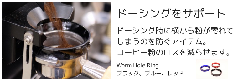 Worm Hole Ring
