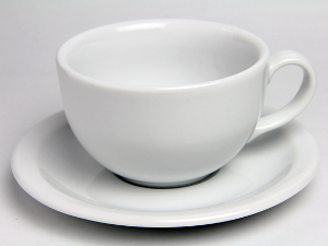 Coffee House Collection 8oz. & Saucer