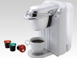 【keurig/キューリグ】ネオトレビエ BS200 ボルドーレッド