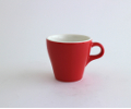 【ORIGAMI】6oz Cappuccino Cup カプチーノカップ レッド